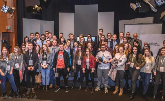 III Krajowa Konferencja Ogólnopolskiego Forum Mediów Akademickich: Uczestnicy (fot. Adrianna Żołdak)