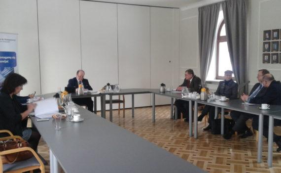 Posiedzenie Prezydium SRKSF