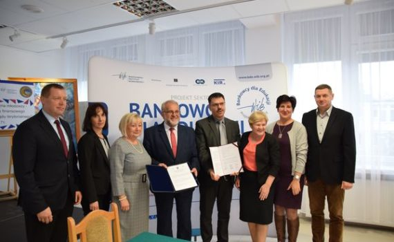 Podpisanie Porozumienia BdE Mińsk Mazowiecki