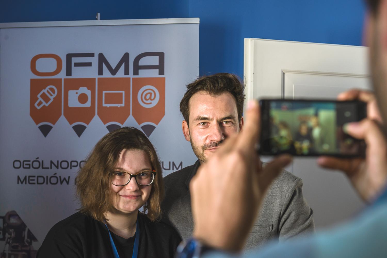 IV Konferencja Mediów Studenckich na Uniwersytecie Warszawskim, fot. Adrianna Żołdak