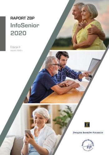 Raport infoSenior 2020 - Okładka