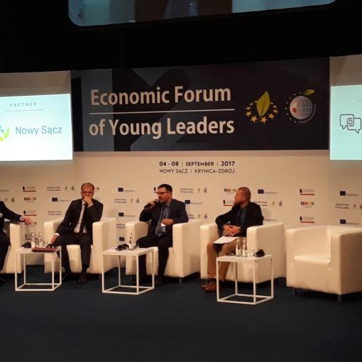 VII Forum Ekonomiczne Młodych Liderów