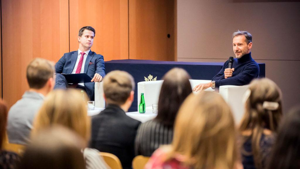 Michał Polak oraz Piotr Kraśko