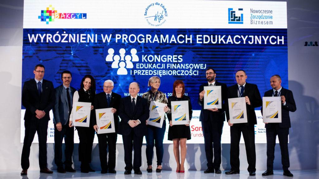 IV Kongres Edukacji Finansowej iPrzedsiębiorczości 2020