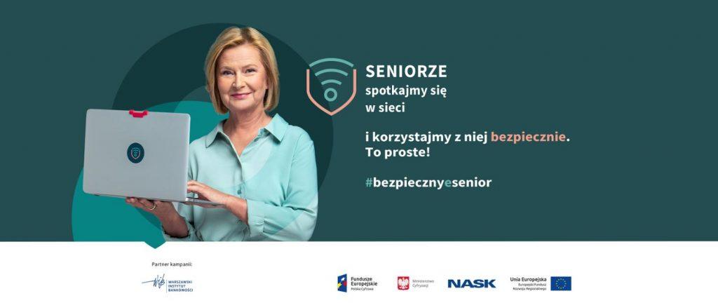 Seniorze – spotkajmy się w sieci!