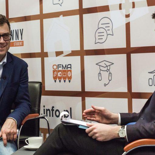 Konferencja Krajowa OFMA 2020 - Gość specjalny - Maciej Orłoś