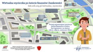 """WIB zaprasza na """"Wirtualną wycieczkę po świecie finansów"""""""