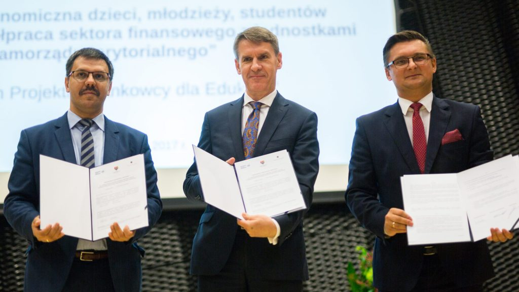 Podpisanie porozumienia z Katowicami
